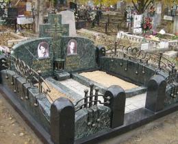 Кованые ритуальные изделия в Воронеже №20