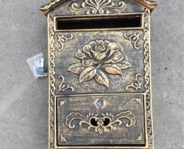 Кованые таблички, вывески, почтовые ящики №117