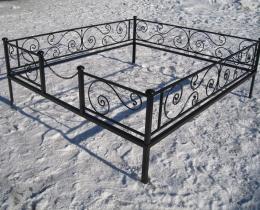 Кованые ограды в Воронеже №125