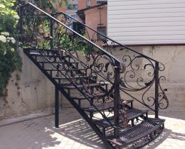 Кованые лестницы в Воронеже №73