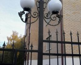 Кованые фонари в Воронеже №91