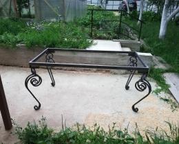 Кованые столы в Воронеже №96