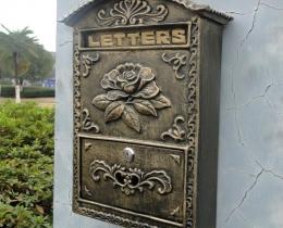 Кованые таблички, вывески, почтовые ящики №121