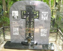 Кованые ритуальные изделия в Воронеже №22