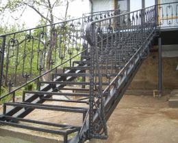 Кованые лестницы в Воронеже №74