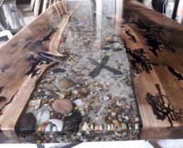 Дизайнерские столы, столешницы №67