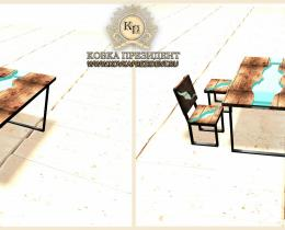 Дизайнерские столы, столешницы №23