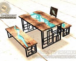 Дизайнерские столы, столешницы №24