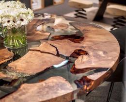 Дизайнерские столы, столешницы №6
