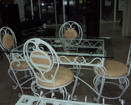 Кованые столы в Воронеже №99