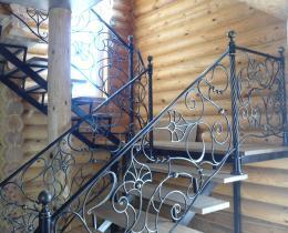 Кованые лестницы в Воронеже №76