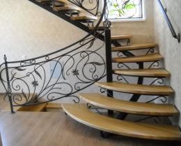 Кованые лестницы в Воронеже №77