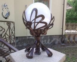 Кованые фонари в Воронеже №96