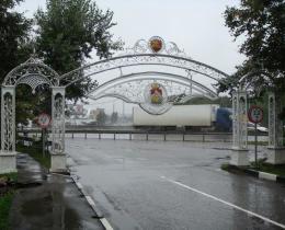 Кованые арки в Воронеже №22