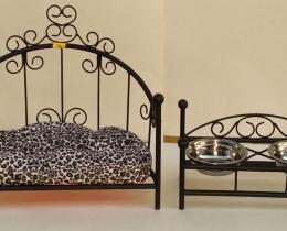Кованая мебель для питомцев №103
