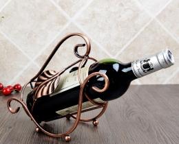 Кованые винницы, подставки под вино №30