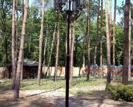 Кованые фонари в Воронеже №107