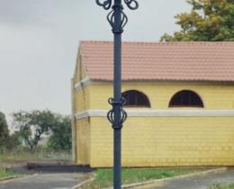 Кованые фонари в Воронеже №106