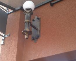 Кованые фонари в Воронеже №17