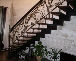 Кованые лестницы в Воронеже №79