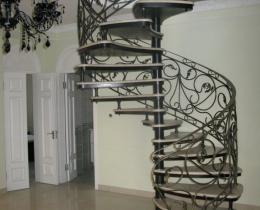 Кованые лестницы в Воронеже №80