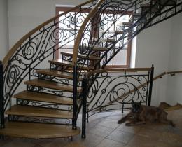 Кованые лестницы в Воронеже №81