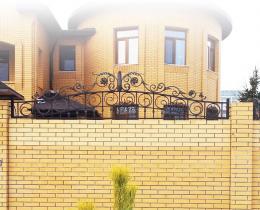 Кованые заборы в Воронеже №45
