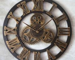 Кованые часы в Воронеже №97