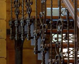Кованые лестницы в Воронеже №102