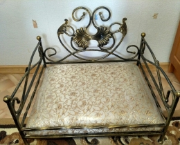 Кованая мебель для питомцев №112
