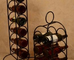 Кованые винницы, подставки под вино №35