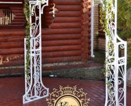 Кованые арки в Воронеже №37