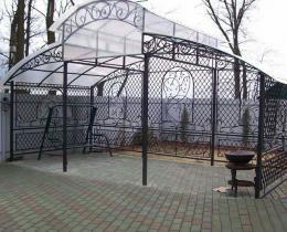 Кованые беседки в Воронеже №48