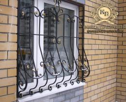 Кованые оконные решетки в Воронеже №54