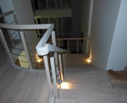 Деревянные лестницы №2