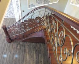Деревянные лестницы №3