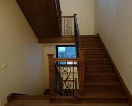 Деревянные лестницы №4