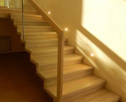 Деревянные лестницы №7