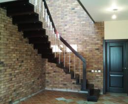 Деревянные лестницы №12