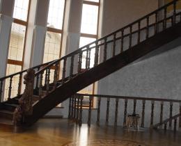 Деревянные лестницы №15