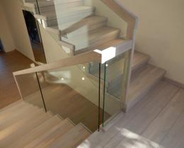 Деревянные лестницы №20