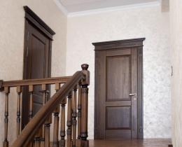 Деревянные двери в Воронеже №3