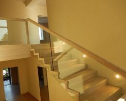 Деревянные лестницы №25