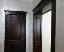 Деревянные двери в Воронеже №7