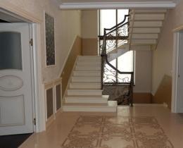 Деревянные лестницы №38