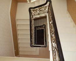 Деревянные лестницы №39