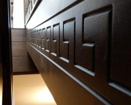 Деревянные лестницы №40