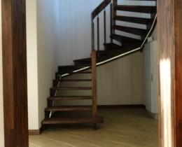 Деревянные лестницы №50