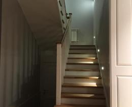 Деревянные лестницы №51