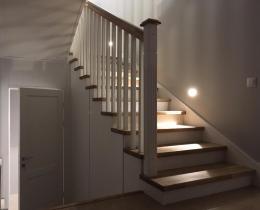 Деревянные лестницы №52